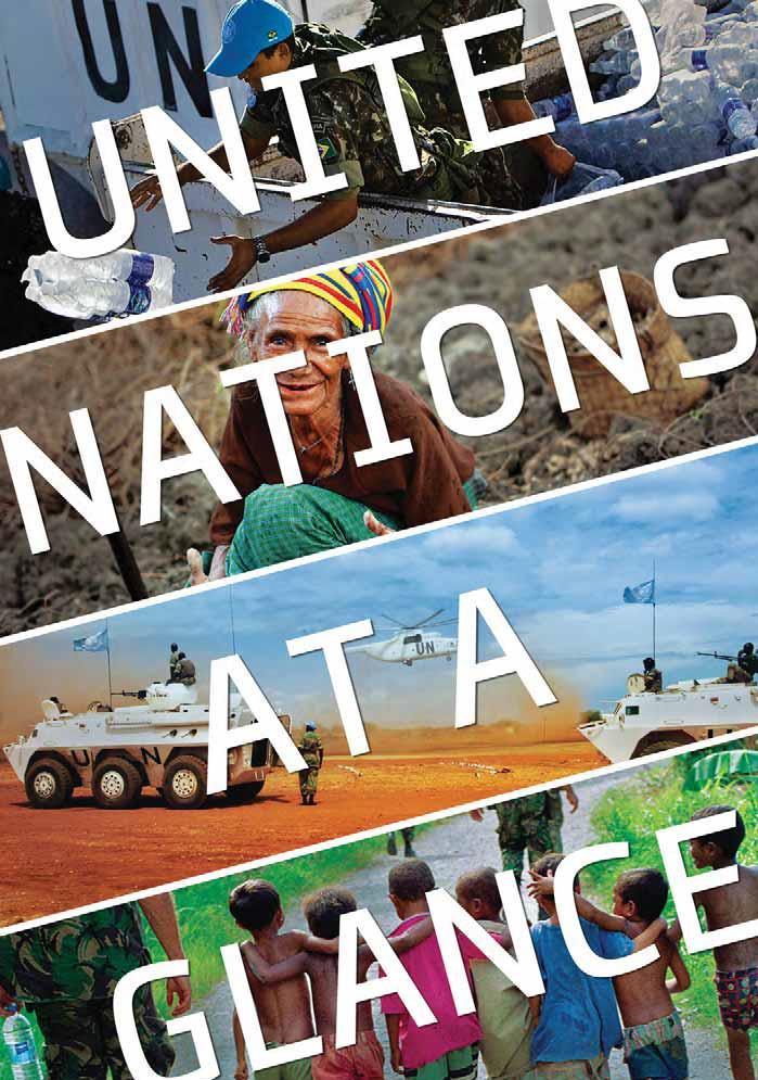 ملل متحد در یک نگاه