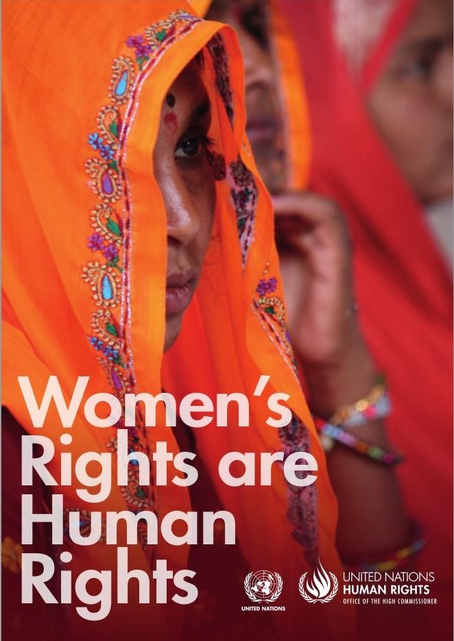 حقوق زنان، حقوق بشر است