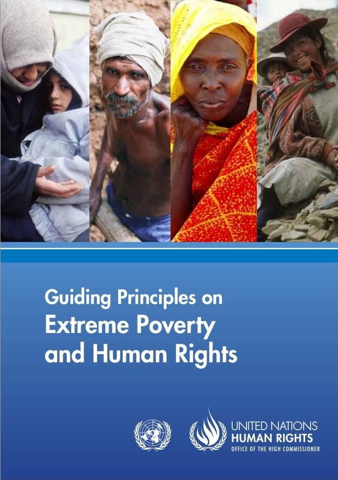 اصول راهنما درباره فقر شدید و حقوق بشر
