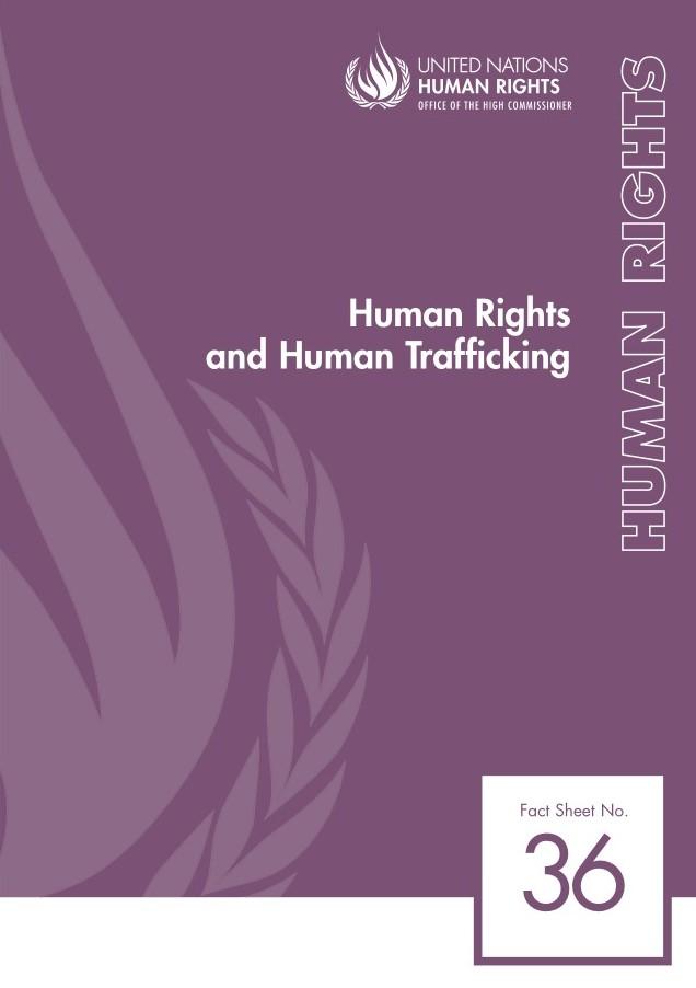 حقوق بشر و  قاچاق انسان