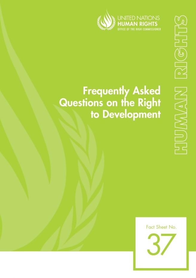 سوالات رایج در مورد حق بر توسعه