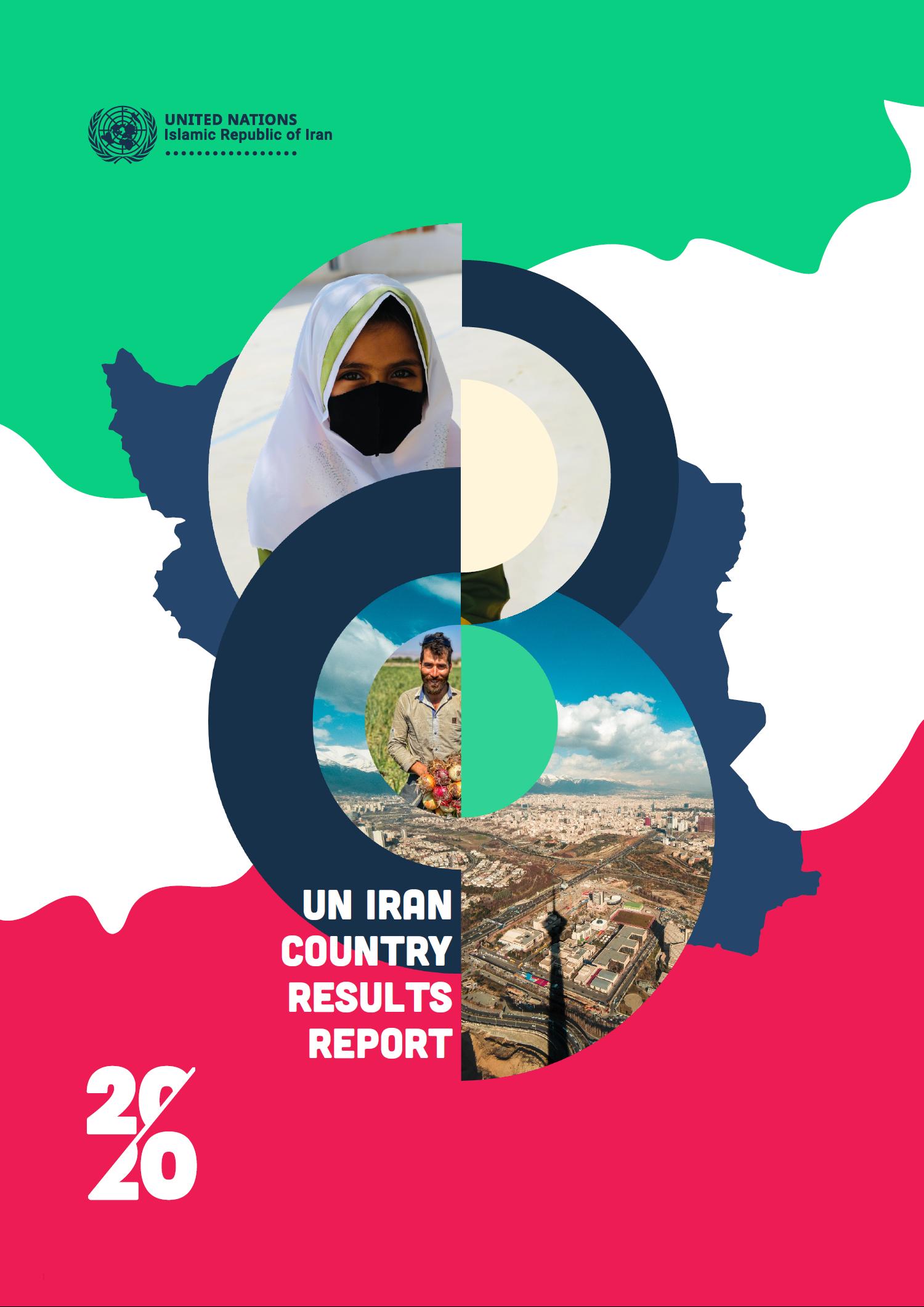 UN Iran Country Results Report 2020
