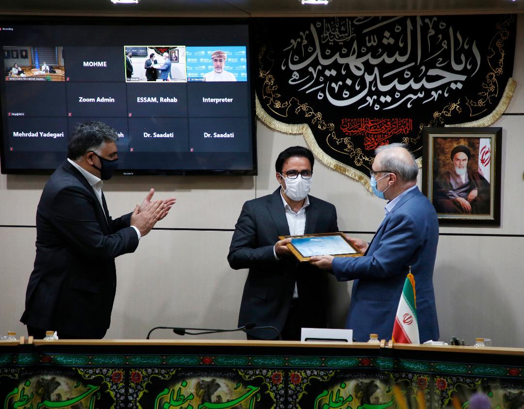 سازمان جهانی بهداشت، سهند را به عنوان «نخستین دریافت کننده نشان شهر سالم در ایران» به رسمیت شناخت