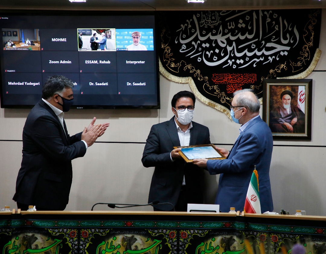 WHO Recognizes Sahand as the First Awarded Healthy City in I.R. Iran