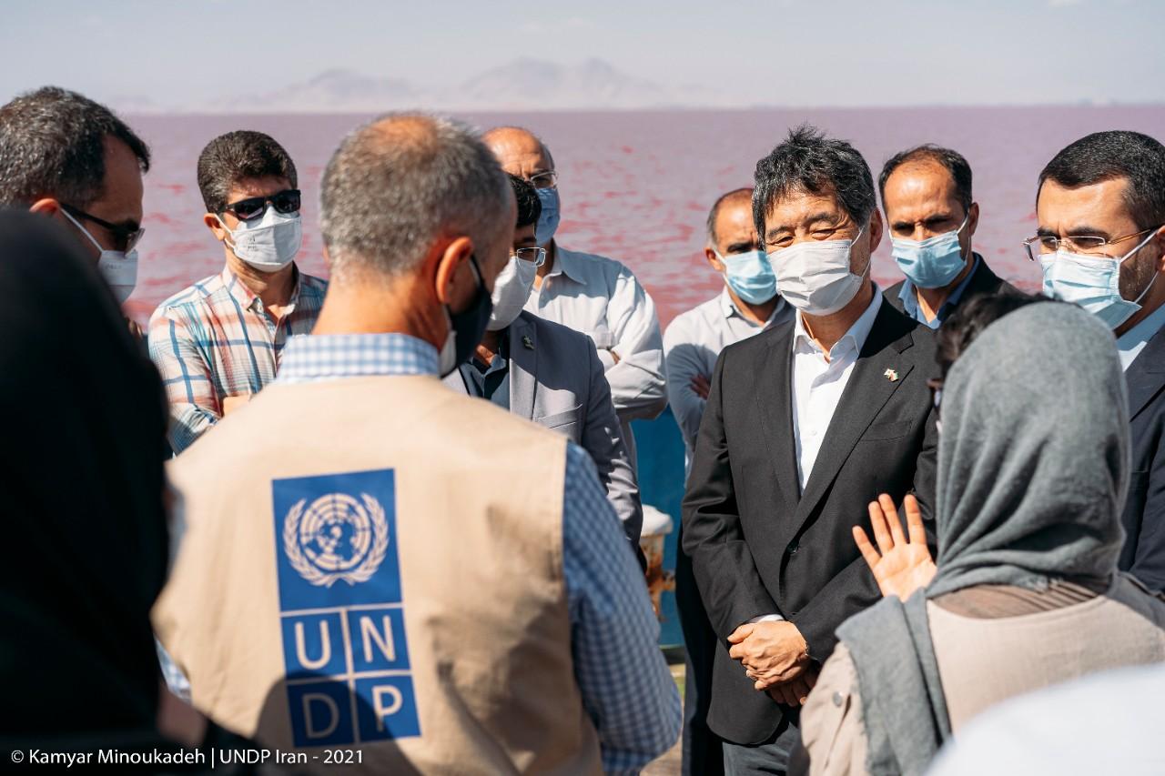 UNDP Japan Urmia 2021