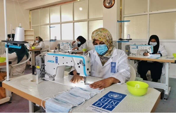 UNDP in the Islamic Republic of Iran Factsheet