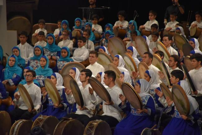 Iranian Officials and Civil Society mark the International Day of Peace